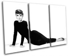 Audrey Hepburn Iconic Celebrities - 13-1944(00B)-TR32-LO